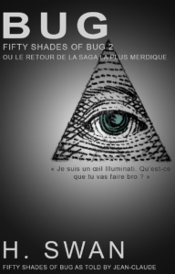 Couverture de Fifty Shades of Bug 2